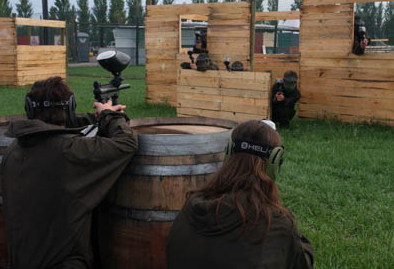Paintball Costa Brava